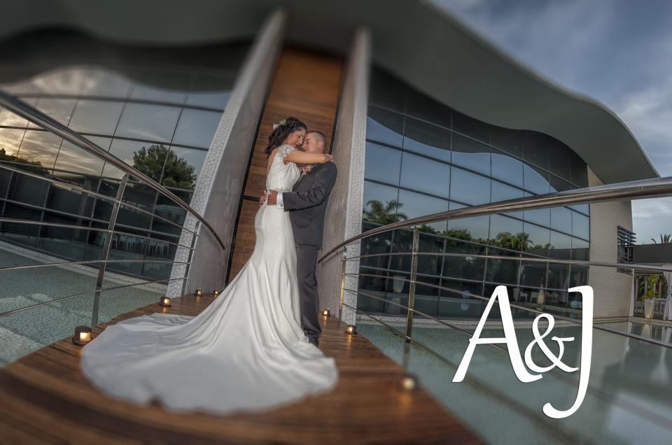 Video de boda de Ana & Jorge resumen de fotos